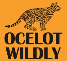 Ocelot Wildly by jezkemp