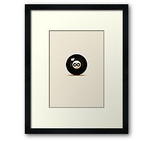 Infinity Ball Framed Print