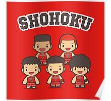 Shohoku Team Poster