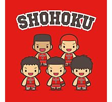 Shohoku Team Photographic Print