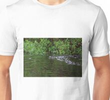 Gator to the right Unisex T-Shirt