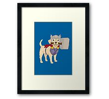 Labrathor Framed Print