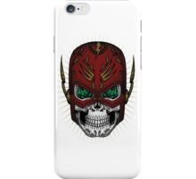 Sugar Skull Series - The Flash iPhone Case/Skin