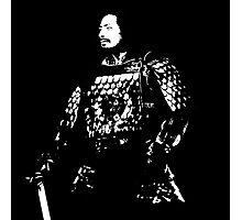 Ujio  - Last Samurai Photographic Print
