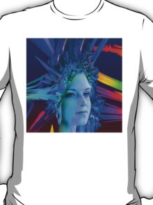 Space Crystal  T-Shirt