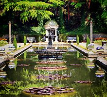The Roman Gardens by Clive