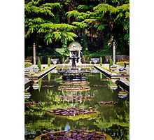 The Roman Gardens Photographic Print