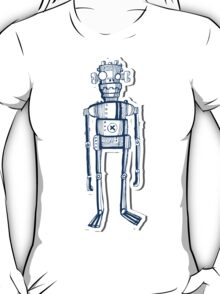 Nerd Robot T-Shirt