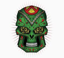 Sugar Skull Series - J'onn J'onzz (Martian Manhunter) Unisex T-Shirt