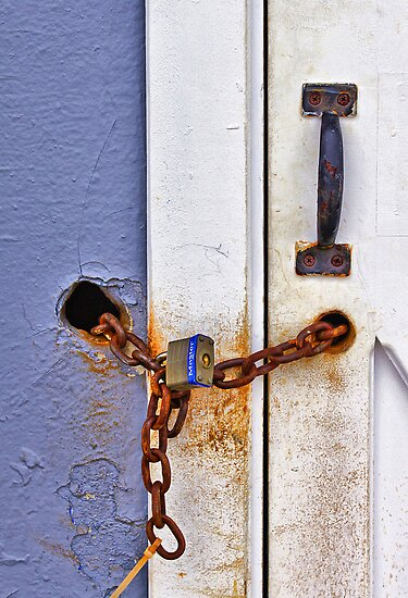 Locked Out by Evelina Kremsdorf