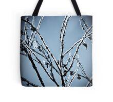 Frozen Limbs Tote Bag