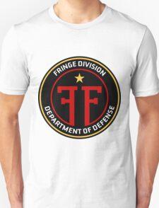 FRINGE Division Department of Defense T-Shirt