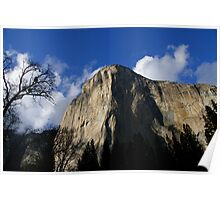 Oh Captain My Captain - Yosemite Poster