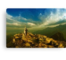 If There is Heaven, It's Here!!!!!! Canvas Print