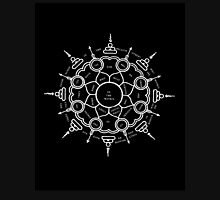 THE MATRIX MANDALA Unisex T-Shirt