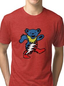 Lightning Bear Tri-blend T-Shirt