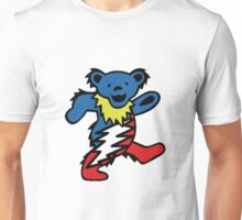 Lightning Bear Unisex T-Shirt