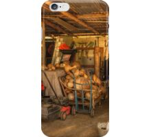 The Gourd Shed iPhone Case/Skin