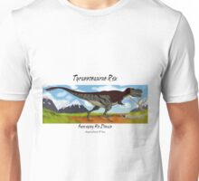 Tyrannosaurus - Surveying His Domain Unisex T-Shirt