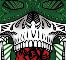Sugar Skull Series - Green Lantern Sticker