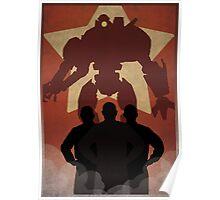 Propaganda Jaeger 3/5 Poster