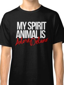 Spirit Animal - Adore Delano Classic T-Shirt