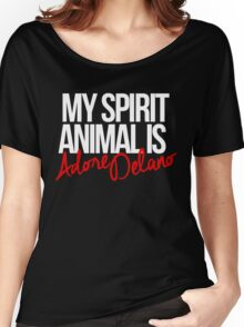 Spirit Animal - Adore Delano Women's Relaxed Fit T-Shirt