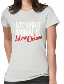 Spirit Animal - Adore Delano Womens Fitted T-Shirt