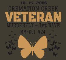 Veteran of Cremation Creek by highbankspro