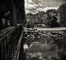 The Wayward Bridge by EbelArt