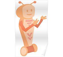 Orange-Bot Poster