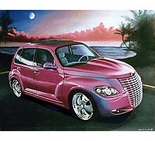 Custom PT Cruiser Photographic Print