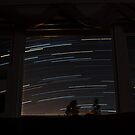 Trails Through Window. 40 Min. by Matt Benson