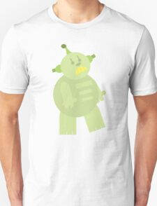 Green Bot Unisex T-Shirt
