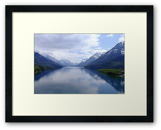 Beautiful Waterton by George Cousins