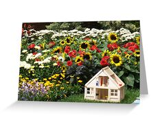A little place to call home Greeting Card