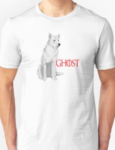 Ghost Game of Thrones T-Shirt