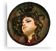 Amy Winehouse by Caravaggio Canvas Print