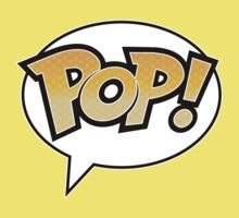 Pop! on White Kids Clothes