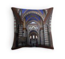 Church of Santa Maria Assunta Throw Pillow