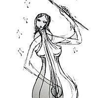 Play Me, Cello by Leni Kae