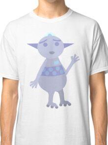 Purple Bot Classic T-Shirt