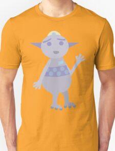 Purple Bot Unisex T-Shirt