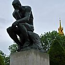 The Thinker by Laura Cooper