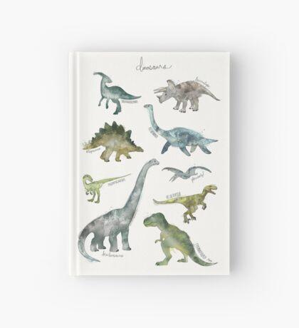 Dinosaurs Hardcover Journal