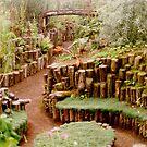 Romantic Garden 2 by steppeland