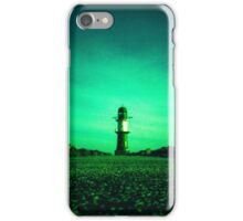 GREEN LIGHTHOUSE iPhone Case/Skin