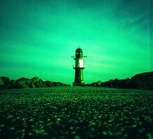 GREEN LIGHTHOUSE by Steffen Remter