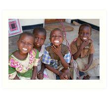 Malawi  Art Print