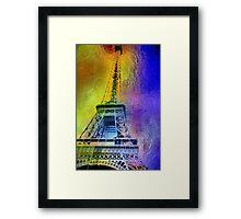 Eiffel  Framed Print